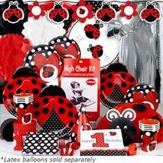 Ladybug Birthday!