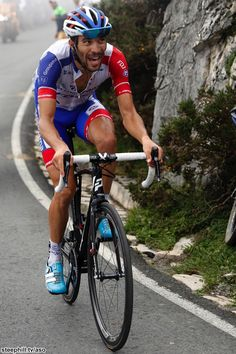 Thibaut Pinot Stage 15 LaVuelta 2018 Blood Sweat And Tears, Pro Cycling, Cyclists, Bicycle, Sports, Stage, Hs Sports, Bike, Bicycle Kick