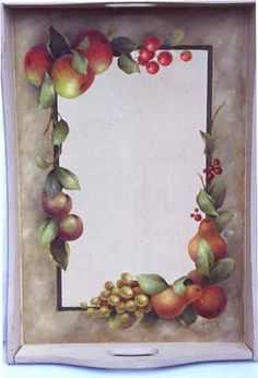 A Sampling of Fruit by Elizabeth Hayes