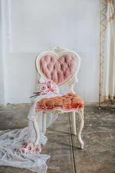 Romantic Red Boudoir