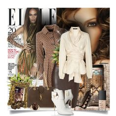 """""""More Brown"""" by mslewis6 on Polyvore"""