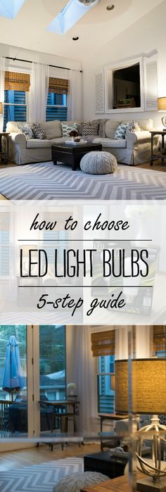 How to Choose LED Light Bulbs: 5-Step Guide by Ace Blogger @iaswp