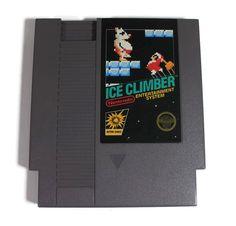 Ice Climber Nintendo NES 1985 Retro Video Game 5 by Retro8Games