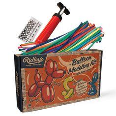 Fab.com | Balloon Modelling Kit