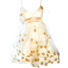 Gabriella Montez dress- satinee.polyvore.com