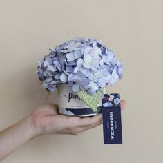 Handmade Gift Blue Hydrangea gift box,Paper Flowers,Wedding Flowers,Wedding Bouquet,Bridal Bouquet,Hydrangea,Rose,Artificial Flowers.  This Listing is for Posies Gift Box. Posies Gift Box for your events centerpiece, first(paper) anniversary, congratulate someone on their special day! The paper flower hamper would stay fresh&beautiful for a long time! Made from high quality mulberry paper, every flower made by me and my crew with love :) ◇ Posie Flowers, the only place to find the finest…