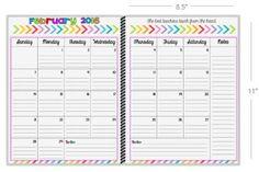 FREE 2015-2016 printable calendar