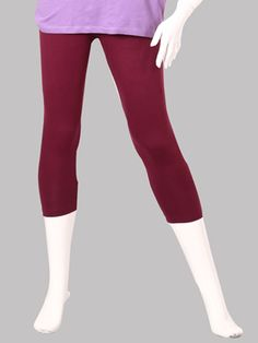 Twin Birds Grape Vine Woman 3/4 Leggings