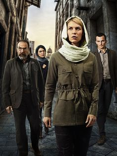 Homeland (Showtime)  - 2014 Fall premiere - Sunday, Oct. 5 at 9 pm