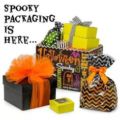 Adorable Halloween Ideas from Nashville Wraps!