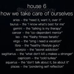 "#BadAsstrology … Scorpio in the 6th house Chocolate but i wouldn't exactly call it a ""Secret addiction"" lol"