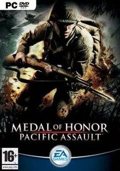 Medal of Honor Pacific Assault PC Games   Like and repin