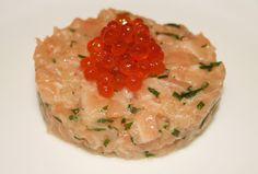 La Cuisine de Bernard : Tartare de Saumon