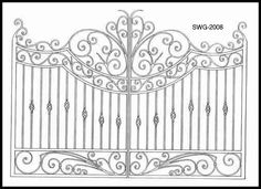 Iron Gate Design - SWG2008