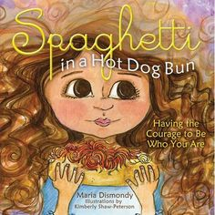 Spaghetti in a Hot Dog Bun is a great story for talking about bullying with your students. The story shows a little girl who is afraid to tell the teacher she is being bullied.