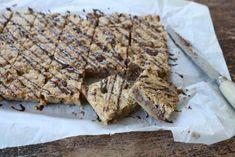 Chocolate chip cookie-kake