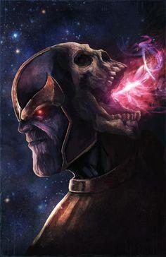 Son of Titan Thanos and Mistress Death