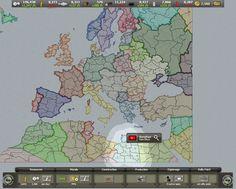 Supremacy1914 Map - online #games