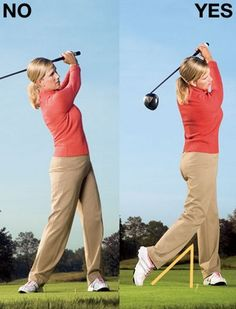 Top 10 Power Tips for Women: Golf Digest - We like Yes! #TakeTwoVisorShop #SunVisor