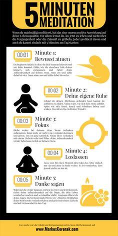 5 Minuten Meditaton