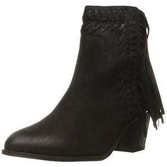 #Shoes #Apparel Mia 1965 Womens Elina Black Nubuck Heels Ankle Boots Shoes 7 Medium (B,M) BHFO #Christmas #Gifts