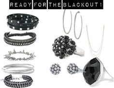 """""""Ready for the Blackout!"""" by robin-willis on Polyvore"""