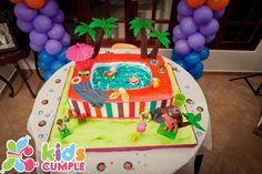 Dora The Explorer Cumpleaños Birthday Party