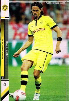 Neven subotic Borussia 09 Dortmund Panini