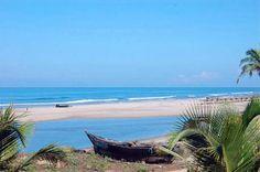 Arambol Beach By Day