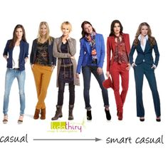 Heres What The Smart Casual Dress Code Really Means Dress To