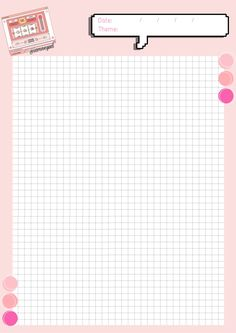 Printable Scrapbook Paper, Printable Paper, Note Paper, Memo Notepad, Notes Template, Notebook Paper, Journal Paper, Journal Stickers, Bullet Journal Ideas Pages