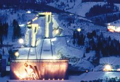 Utah Olympic Park, Park City.  Fun in the summer and the best ride-of-your-life bobsled in the winter.