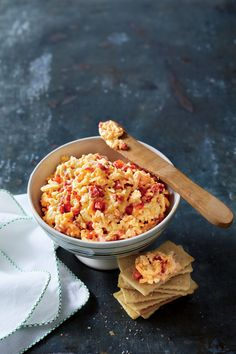 Our Favorite Pimiento Cheese  Southern Living magazine                                                                                                                                                      More