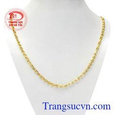 Dây Chuyền Nam Vàng Tây - Dây Chuyền Vàng - TRANG SỨC NAM - Công Ty Trang Sức Em Và Tôi -Trangsucvn.com Gold Necklace, Jewelry, Gold Pendant Necklace, Jewlery, Bijoux, Schmuck, Jewerly, Jewels, Jewelery