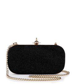 9444fea551 BLACK ANGEL CLUTCH Vivienne Westwood Bags, Womens Designer Bags, Black  Angels, Coin Purse