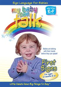 My Baby Can Talk First Signs Baby Hands Productions American Sign Language ASL Irish Sign Language, Sign Language Phrases, Sign Language Interpreter, Learn Sign Language, Baby Sign Language, American Sign Language, Body Language, Teaching Babies, Kids Learning