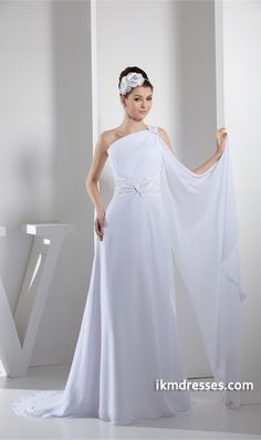 http://www.ikmdresses.com/A-Line-Sleeveless-One-shoulder-Wedding-Dress-p20480