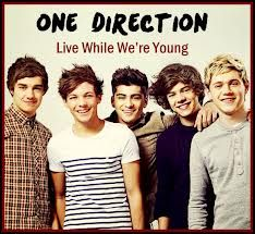 Tonight let's.... And Live while we're young!!