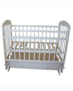 Мой малыш с поперечным маятником модель 8 белая  — 6293р. ------ Кровать с поперечным маятником модель 8 белая Мой малыш позволит вам организовать уютное и практичное место для сна своего малыша.