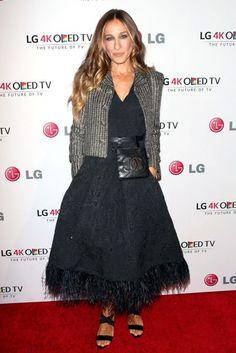 le style Sarah Jessica Parker et de la mode - Photos & Tenues | Vogue britannique