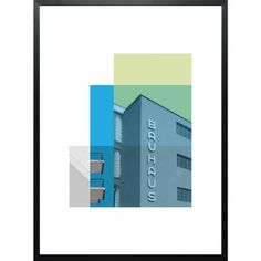 Bauhaus-Poster gerahmt | Art. Everywhere.