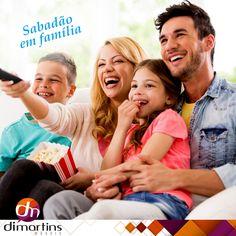 Aproveite o sábadão para curtir a família! :D
