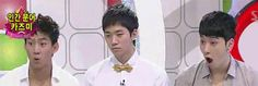 (1) It is not amusing if Junho is not amused