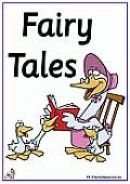 15 Classic Fairy Tales - Title Cards With Pictures - K-3 Teacher Resources