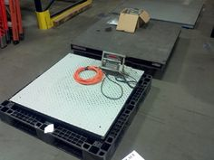 Used pallet scales