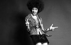Betty Davis (Miles' Missus). Funk, Yeah!