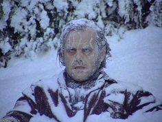 Jack Nicholson - The Shining - Stephen King Affiche The Shining, The Shining Poster, Stanley Kubrick, Olaf, Jack Nicholson The Shining, Dramas, Endocannabinoid System, Winter Survival, Fight Club