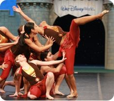 A dictionary just for dancers and dance teams including all the terms you may not know the exact definition to.