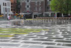 The Hill Square in Tilburg by Buro Sant en Co Landscape Architecture « Landezine | Landscape Architecture Works