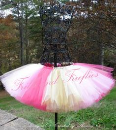 Gold and Hot Pink Tutu in Baby to Adult Sizes..Great for Birthday Parties, Costume Parties, Photo Shoots....Other Color Choices Available